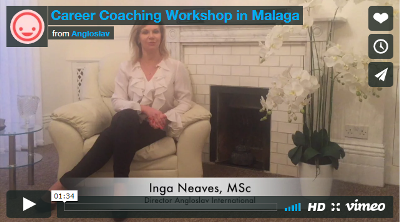 Career coaching workshop in Marbella